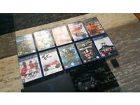 Playstation 2 Including Games - PS2
