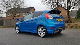 Ford Fiesta Titanium 1.0 With every optional extra you can possibly get on a fiesta.
