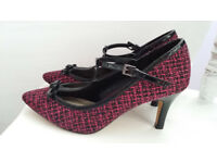NEW M&S High Heels Court Shoes with Insolia - RRP £29.50