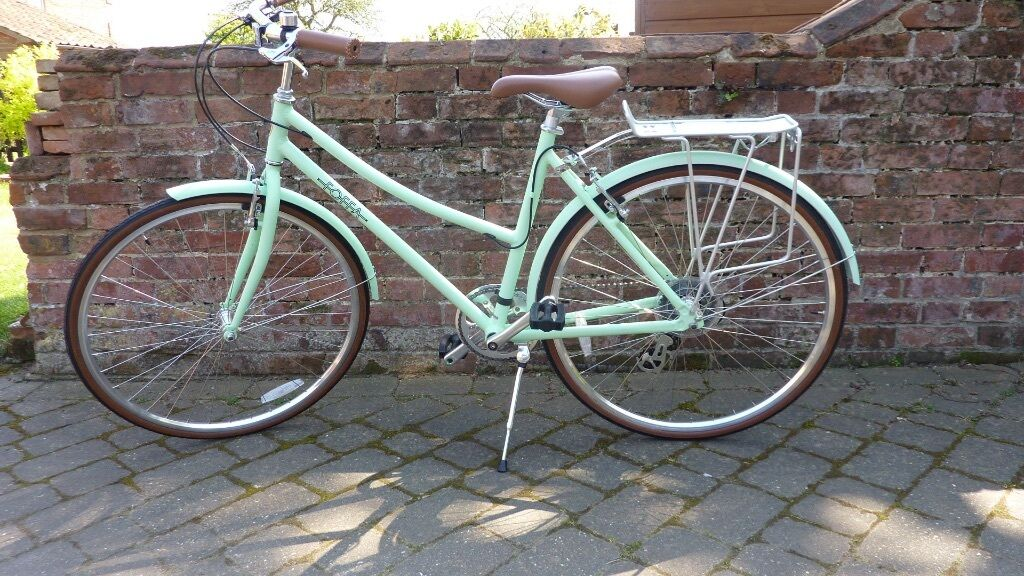 Foffa Ladies Plume Bike Lightweight Effectively New Medium