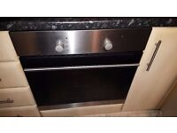 Silver Logik Electric Oven