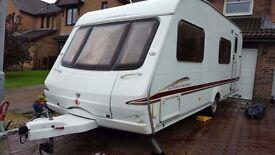 6 Berth 2006 SWIFT CHARISMA 570 caravan for sale