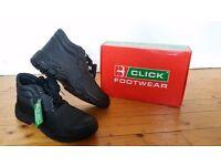 BRAND NEW safety boots – Size: 11 (UK) / 46 (EU)