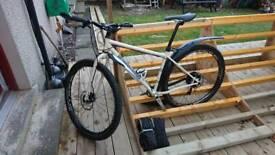 Singular swift 29er mountain Bike