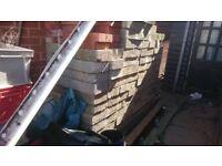 Dense 100mm concrete blocks (Unused) - Approx 200