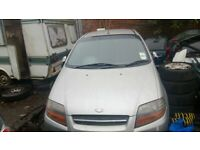 2002-2006 DAEWOO KALOS 1.2 1.4 F12/F14 BREAKING VEHICLE FOR PARTS & SPARES for sale  Small Heath, West Midlands