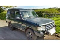 3 Door early 1996 discovery, has been well looked after, not offroaded in recent years MOT till Dec