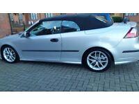 Saab convertible service history long mot cheap on fuel tax tidy £1100