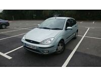 FORD FOCUS ZETEC 1.8 TDCI// 2004 / ONE YEAR MOT £770