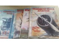 Wonders of the world aviation set of 37 ingood condition