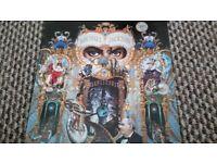 Michael Jackson Dangerous Vinyl LP