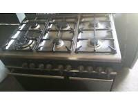 6 ring natural gas cooker for sale