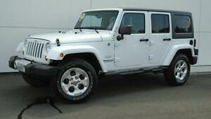 Jeep Wrangler Unlimited Sahara 2013 *SEULEMENT 21 700 KM*