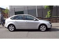 2007 Ford Focus 1.6 TDCI Diesel 5 Door Hatchback, Two Owners from New, Low Miles, Long MOT!