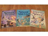 Winnie the Witch - Book bundle - Belvedere, DA17 6DL