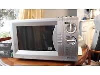 silver microwave working conditio