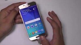 Samsung s6 gold 32gb