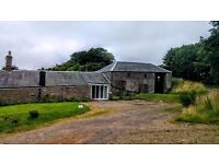 Lovely, renovated 2 bedroom farm building with beautiful views over the surrounding countryside.
