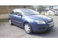Ford Focus 2006 1.8 diesel Long MOT no advisories cheap car