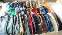 Lot of 6-12 months to size 1 clothing