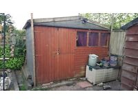 Shed to go for free - 10 feet by 7 feet