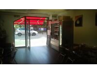 coffee shop for sale very good location next to train station Windsor Berkshire good turnover