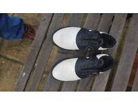 Golf Shoes Juniors size 5 Padraig Harrington - Free Shoe Bag included