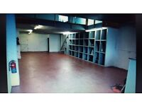 workshop / storage unit to let
