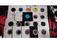 """20 7inch vinyl 7"""" 80s 90s pop some classics lot 3 the whispers gary moore sister sledge madonna"""