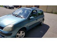 Renault clio 1.2 16valve