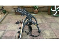 saris 3boan boot bike rack very good condition hardly used +tailboard numberplate in working order