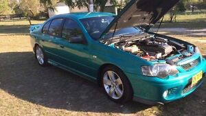 2007 Ford Falcon Sedan Maraylya The Hills District Preview