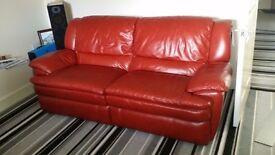 Harveys sofa and chairs