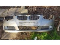 BMW 3 SERIES - FRONT BUMPER COMPLETE - E92 E93