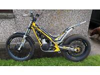 Sherco ST300 2014 Trials Bike