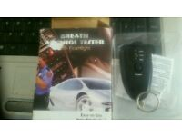 BREATH ALCOHOL TESTER WITH LED TOUCH BRAND NEW