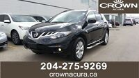 2014 MURANO ONE OWNER LOCAL TRADE