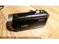 Sony HDR-CX330E camera PERFECT CONDITION