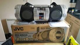JVC RV-NB50 BOOMLASTER