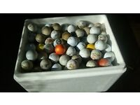 Golf Balls (Big box of 300 mixed)