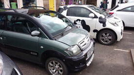 Microcar Mc2 Highland for sale for spares or repair