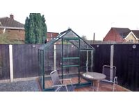 Green house forsale 6ft by 4ft collection only £100