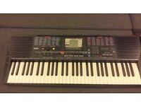 Yamaha PSR220 keyboard