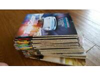 Large bundle of subscribers Top Gear magazines