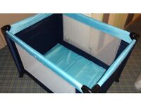 Toys r Us travel cot