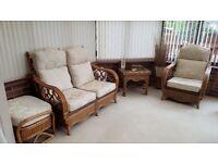 6 Piece Kuoni Conservatory Furniture set
