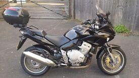 2008 Honda CBF1000 Black