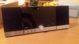 Goodmans IPhone/Ipod dock & CD player & Radio