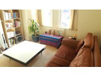 Furnished central 2-bed house (BN2) virtually to yourself. Responsible tenants sought. *Fixed bills*