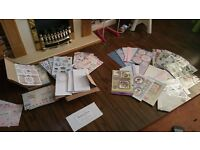 Loads of craft and card making items worth around £200